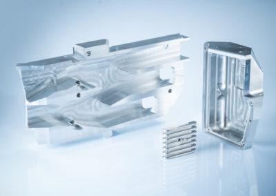 CNC Gestützte Teilfertigung